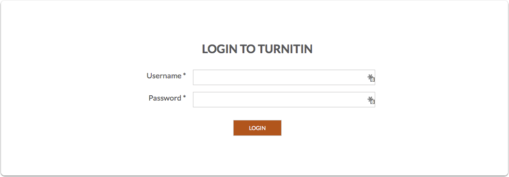 Adding your Champlain Course to the Turnitin Website - Center for